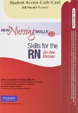 Real Nursing Skills 2.0  2nd 2010 9780135084922 Front Cover