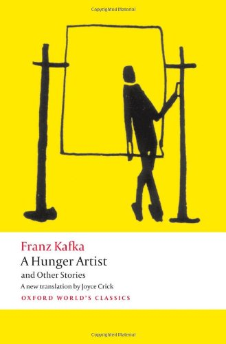 Hunger Artist and Other Stories   2012 edition cover