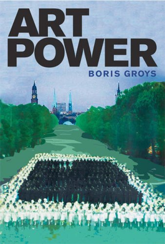 Art Power   2008 9780262072922 Front Cover