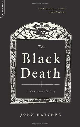 Black Death A Personal History N/A edition cover