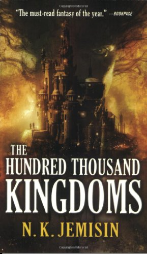Hundred Thousand Kingdoms   2010 9780316043922 Front Cover
