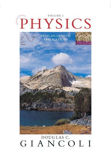 Physics Principles with Applications 7th 2014 9780321625922 Front Cover