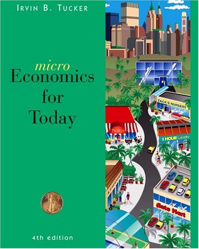 Microeconomics for Today  4th 2005 edition cover