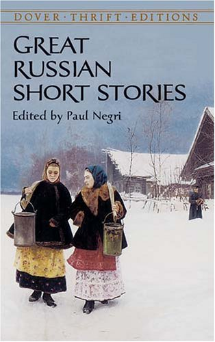 Great Russian Short Stories   2003 edition cover
