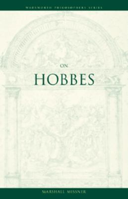 On Hobbes   2000 9780534575922 Front Cover