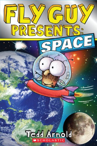 Fly Guy Presents: Space  N/A 9780545564922 Front Cover