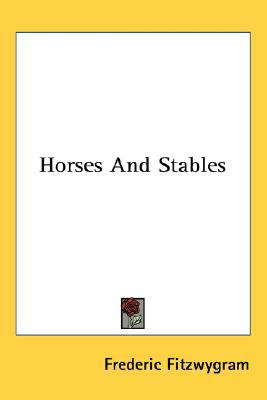 Horses and Stables N/A edition cover