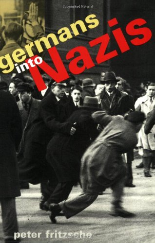 Germans into Nazis   1998 edition cover