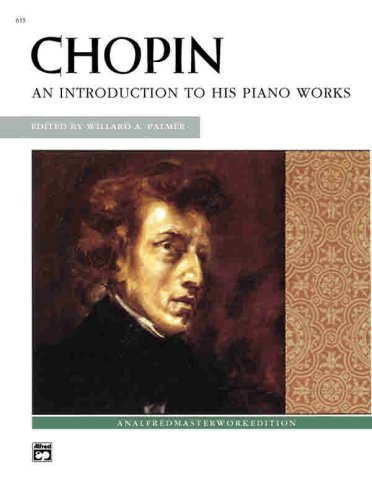 Chopin An Introduction to His Piano Works  1971 edition cover