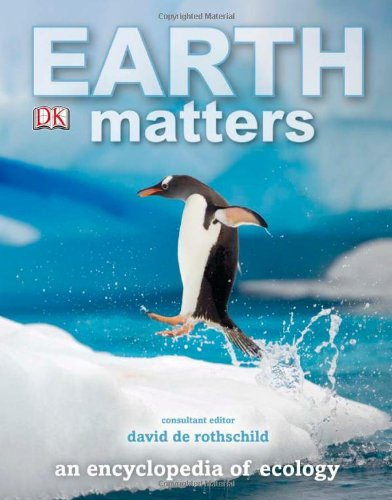 Earth Matters   2011 9780756674922 Front Cover