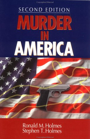 Murder in America  2nd 2001 (Revised) edition cover