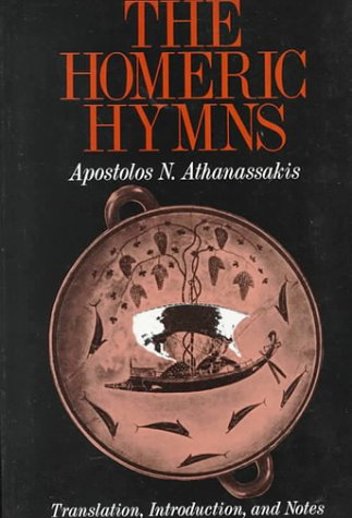 Homeric Hymns   1976 edition cover
