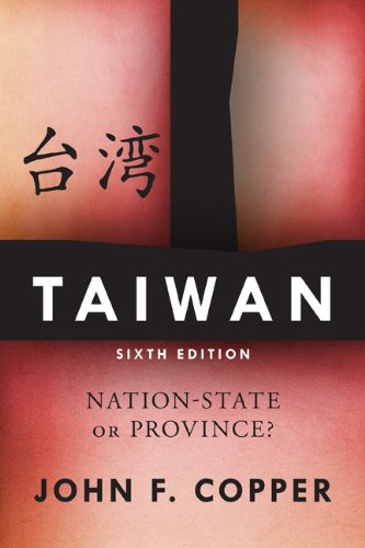 Taiwan Nation-State or Province? 6th 2012 edition cover