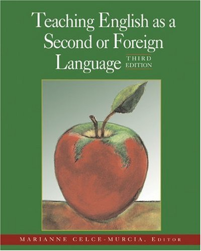 Teaching English as a Second or Foreign Language  3rd 2001 edition cover