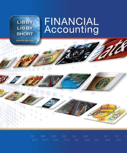 Loose Leaf Financial Accounting with Connect Plus  8th 2014 edition cover