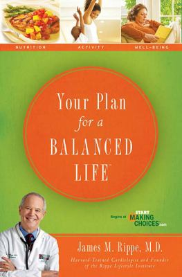 Your Plan for a Balanced Life   2008 9781401603922 Front Cover
