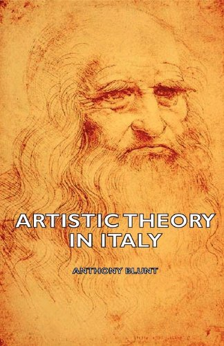 Artistic Theory in Italy N/A 9781406752922 Front Cover