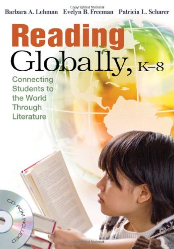 Reading Globally, K-8 Connecting Students to the World Through Literature  2010 9781412973922 Front Cover