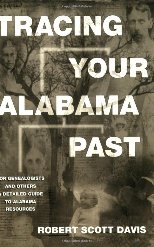 Tracing Your Alabama Past   2002 edition cover