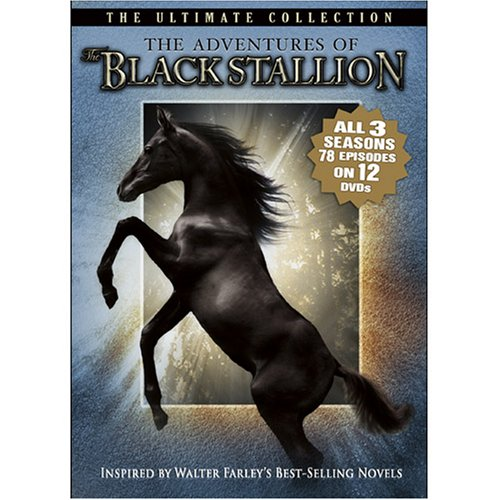 The Adventures of the Black Stallion: The Ultimate Collection System.Collections.Generic.List`1[System.String] artwork