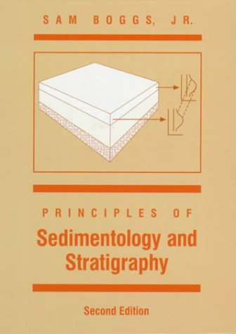 Principles of Sedimentology and Stratigraphy  2nd 1995 edition cover