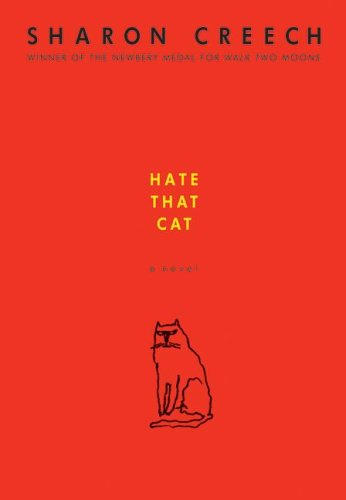 Hate That Cat   2008 edition cover