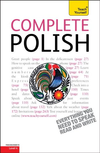 Complete Polish  5th 2011 9780071765923 Front Cover