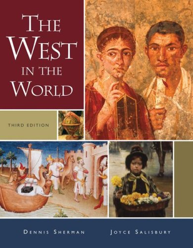 West in the World  3rd 2008 edition cover