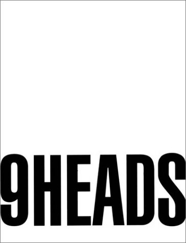 9 Heads A Guide to Drawing Fashion  2002 9780130941923 Front Cover