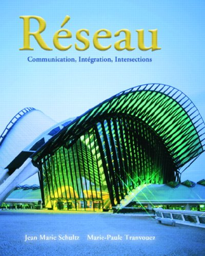 R�seau Communication, Int�gration, Intersections  2010 edition cover