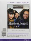 Educational Research Competencies for Analysis and Applications, Student Value Edition 10th 2012 edition cover