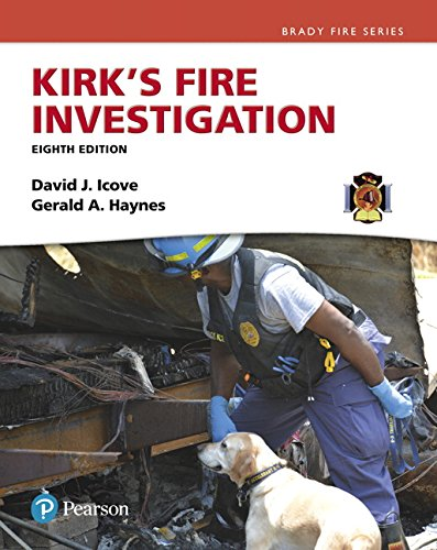 Kirk's Fire Investigation:   2017 9780134237923 Front Cover