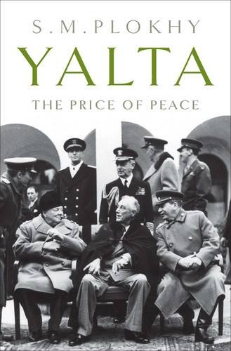 Yalta The Price of Peace  2011 edition cover