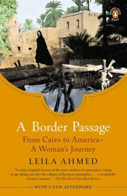 Border Passage From Cairo to America--A Woman's Journey  2012 edition cover