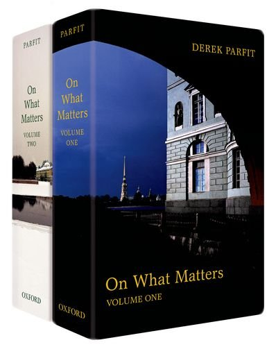 On What Matters   2011 edition cover