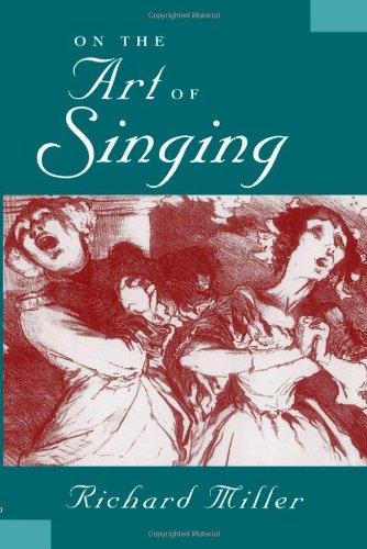 On the Art of Singing   2011 edition cover