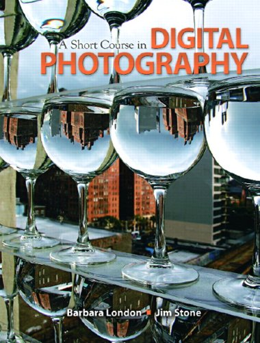 Short Course in Digital Photography   2010 edition cover