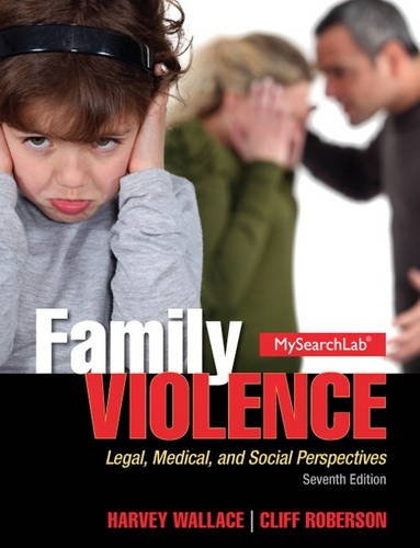 Family Violence Legal, Medical, and Social Perspectives 7th 2014 (Revised) edition cover