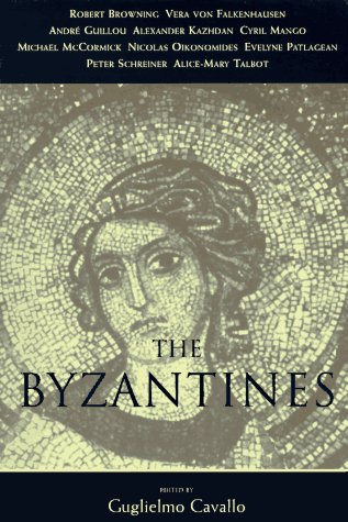 Byzantines  N/A edition cover