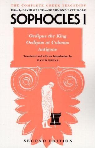 Sophocles  2nd edition cover