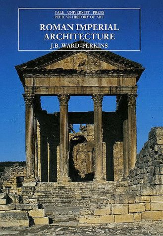 Roman Imperial Architecture  2nd (Reprint) edition cover