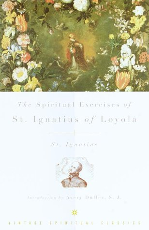 Spiritual Exercises of St. Ignatius   2000 edition cover