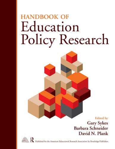 Handbook of Education Policy Research   2008 edition cover