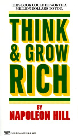 Think and Grow Rich  2nd edition cover