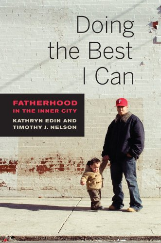 Doing the Best I Can Fatherhood in the Inner City  2014 9780520283923 Front Cover