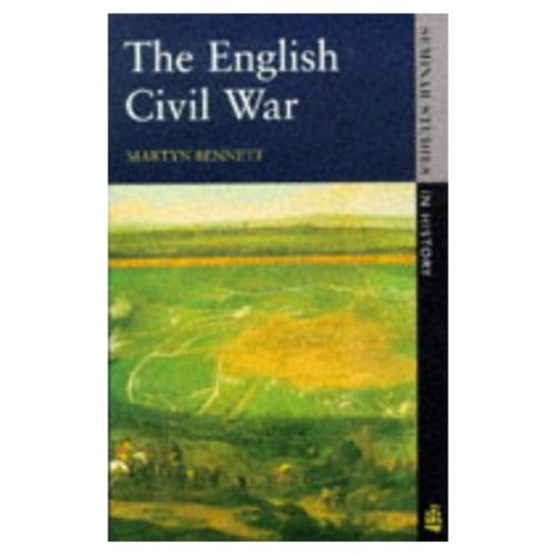 English Civil War   1995 9780582353923 Front Cover