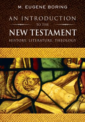 Introduction to the New Testament History, Literature, Theology  2012 edition cover