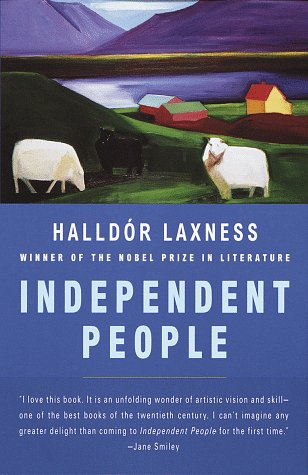 Independent People  N/A edition cover