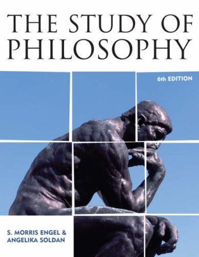 Study of Philosophy  6th 2007 (Revised) edition cover
