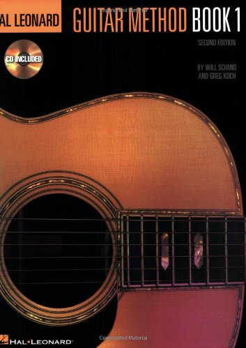 Hal Leonard Guitar Method  2nd 9780793533923 Front Cover